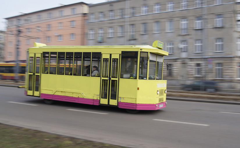 Fotorelacja z kursu podstaw fotografii, Łódź