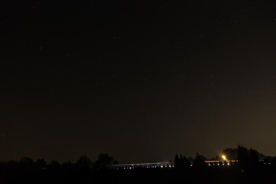 Fotografowanie gwiazd na niebie