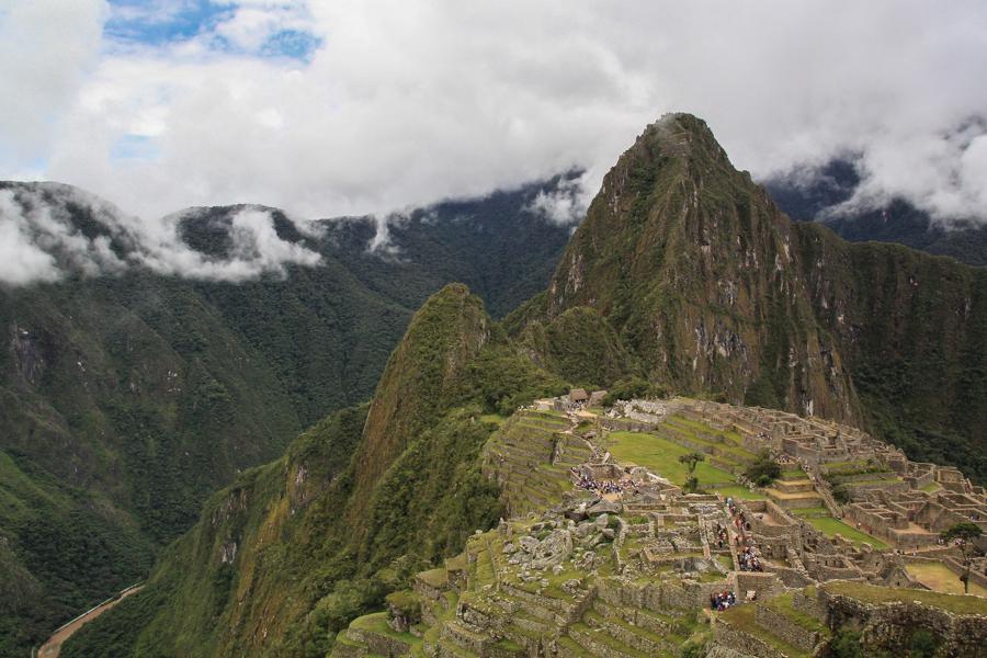 Peru w obiektywie Uli Daszkiewicz